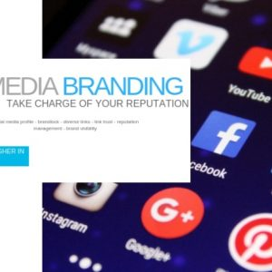 social media branding, social branding, social media services