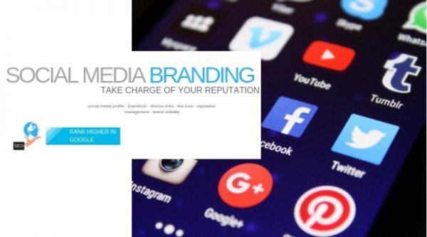 social media branding, social branding, social media services