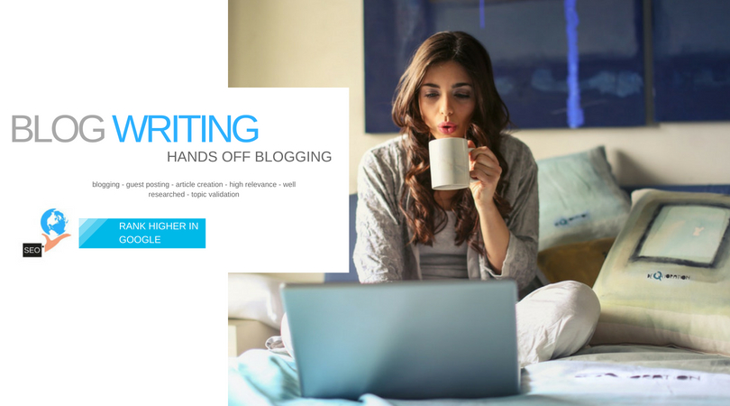 Blog Content Writing Service