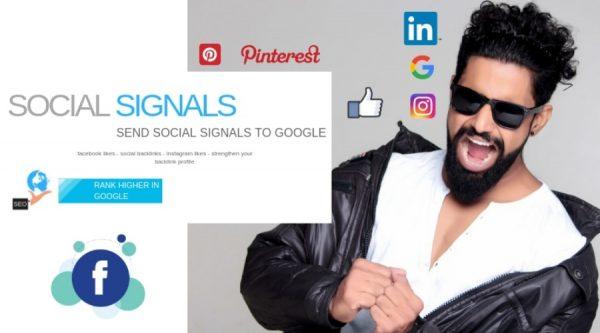 social signals, social media campaign